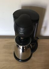 Krups Aroma Control Coffee Maker With Thermal Carafe 10 Cup Model 229