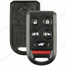 Replacement for 2005-2010 Honda Odyssey Remote Car Key Fob 6b Shell Pad Case
