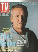 FIGARO TV 23/02/2002 yves renier