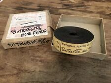 "Vintage National Screen Service Trailer ""Butterflies Are Free"" Movie 35mm Film"