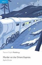 Murder on the Orient Express (w/Audio), Level 4, Pearson English Readers