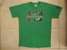 """Sandy Mountain Festival Sasquatch """"Sesquichcentennial"""" Green bigfoot T Shirt M"""