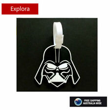 NEW STAR WARS DARTH VADER NAME TAG, ID LABLE FOR LUGGAGE, BAG
