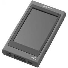 SONY Walkman genuine silicon case NWA30 Series CKM-NWA30 BM charcoal black