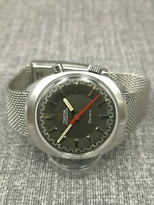 Omega Genève Chronostop Vintage Watch