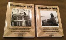 WW2 German K98 KARABINER 98K Mauser Military Rifle Book 2 Vol A/B Karem & Steves