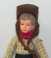Dollhouse Miniature Cowboy Doll Boy Caco Germany Dollhouse Shoppe 1:12