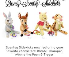 """Scentsy Buddy Sidekick """"TIGGER"""" Pooh & Friends 100 Acres scent"""