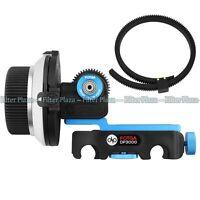 FOTGA DP3000 Quick Release Clamp DSLR Follow Focus FF for 15mm Rod Rig 5D2 D7100