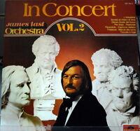 James Last: IN Concert Vol.2 - LP