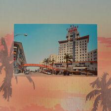 Vintage Color Photo POSTCARD Historic El Cortez Hotel CALIFORNIA San Diego 1950