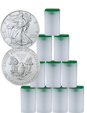 2017 American Silver Eagle - 10 Rolls of 20 (200 Coins) SKU44367
