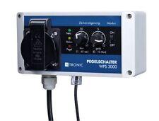 Wasserpegelschalter WPS 3000 (Nachfolger WPS 1000) H-Tronic a. f. Trommelfilter