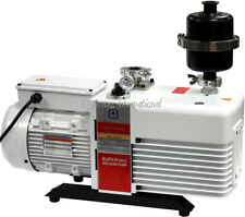 AI Supervac 21cfm 0.3micron Chemical-resist Vacuum Pump 115v -