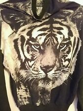 Oversized tiger sweater, one size fits all