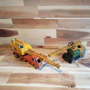 Dinky toys . vintage toys, spares or repair.
