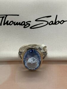 Thomas Sabo ring size 56 Rrp $339