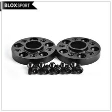 2Pc 25mm 5x110 Forged 6061t6 Wheel Spacers for Dodge Dart Chrysler 200 /Black