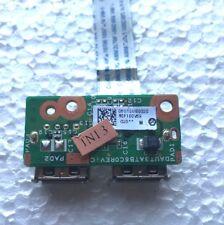 HP Pavilion DV6-1000 DV6-2000 DV7-3000 USB Board Con Cable * Series Probado *