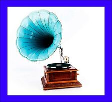 Luxury Antique Pathephone Nº 8 Gramophone - Phonograph. France, 1915
