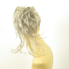 Haargummi Scrunchie Haarteil Haarverdichtung grau Ref: 17 51  PERUK