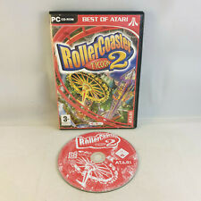 PC CD-Rom - RollerCoaster Tycoon 2