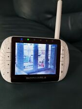 Motorola Video Baby Monitor MBP36