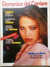 La Domenica del Corriere 21 Settembre 1978 Pietro Mennea Bambini Palermo Carrà