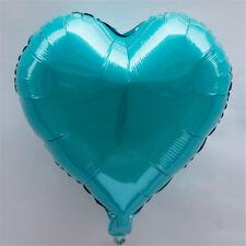 1pc 10 Inch Heart Shape Wedding Mini Foil Balloons Party Decoration Helium ToyMO