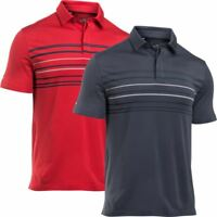 UNDER ARMOUR COLDBLACK UA APPROACH PERFORMANCE MENS GOLF POLO SHIRT 45% OFF