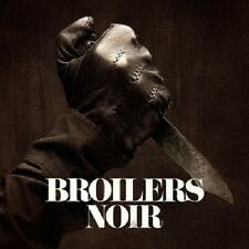 BROILERS - NOIR (LIMITED EDITION)  CD + DVD NEU