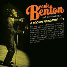 Brook Benton - Rockin Good Way 2 [New CD]