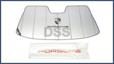 Genuine Porsche Boxster Cayman 987 UVS Sun Shield Sunshade w/ Bag OEM PNA505987