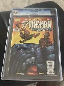 Amazing Spiderman #438 CGC 9.8 Daredevil Appearance