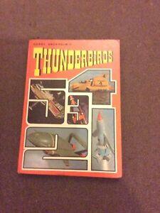 Gerry Anderson 1968 THUNDERBIRDS ANNUAL