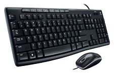 Microsoft 600 Wired Desktop Keyboard and Mouse Combo - US Layout