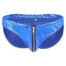 Men's Jockstrap Boxer Briefs Shorts Bulge Pouch Underwear Underpants Trunks L