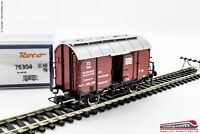 ROCO 76304 - H0 1:87 - Carro trasporto mosti e uva pigiata FS tipo Mv a porta sc