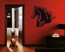 ik387 Wall Decal Sticker horse animal bedroom