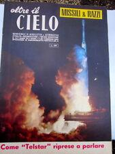 Rivista aeronautica OLTRE IL CIELO - MISSILI E RAZZI n.114, 1-28 febbraio 1963