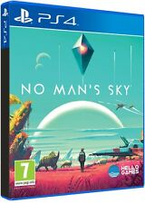 No Man's Sky PS4 BRAND NEW SEALED UK OFFICIAL