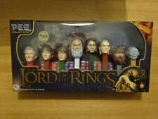 RARE NEW IN BOX THE LORD OF THE RINGS LIMITED EDITION PEZ COLLECTOR SET!