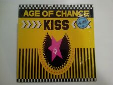 Age Of Chance ~Kiss~ 12'' Lp IN SHRINK!!