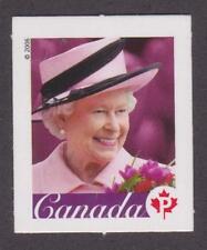 Canada 2006 #2188i Queen Elizabeth II die cut