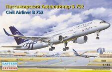 1/144 Eastern Express Boeing 757-200 Airliner DELTA SKYTEAM 14481