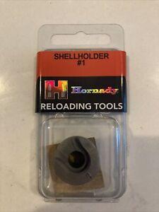 Hornady Lock-N-Load AP  Shellholder #1  390541 NEW 243/.308/30-06/6.5 Creedmoor