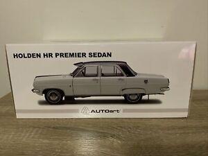 1:18 Autoart Holden HR Premier Sedan