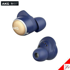 Harman AKG N400 True Wireless Bluetooth Earphones ANC Canal - Navy