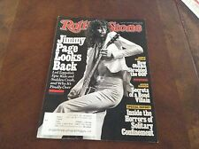 ROLLING STONE MAGAZINE ISSUE 1171 JIMMY PAGE LED ZEPPELIN.
