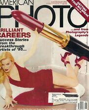 American Photo Magazine July/August 1995 Lori Singer David LaChapelle